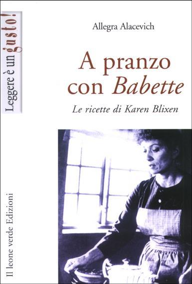 A pranzo con Babette EB9788896720714