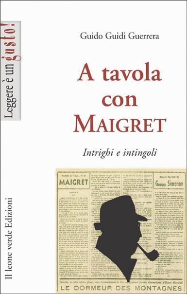 A tavola con Maigret EB9788896720981
