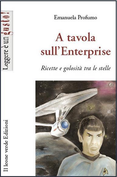 A tavola sull'enterprise EB9788896720950