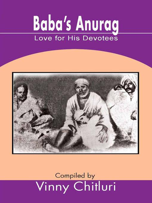 Baba's Anurag : Love for His Devotees EB9788120790490
