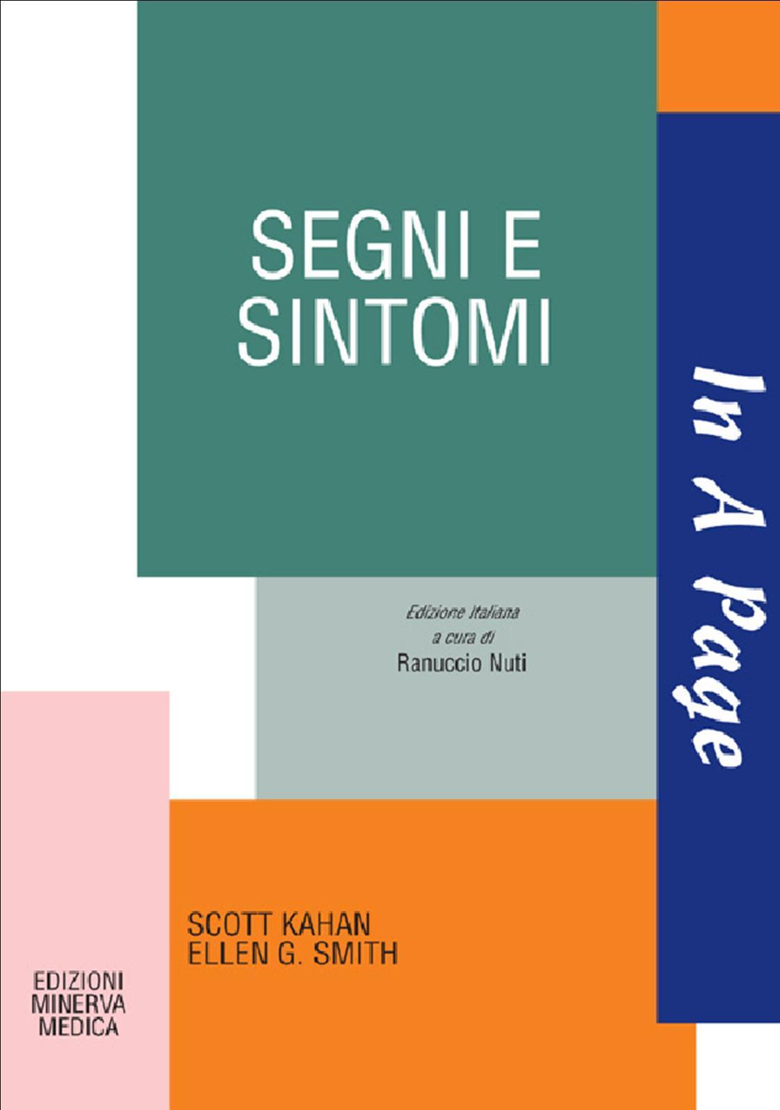 In a page Segni e sintomi EB9788877116871
