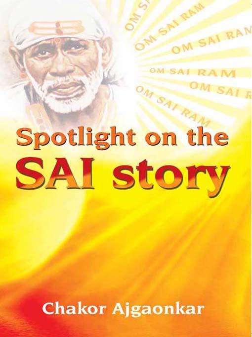 Spotlight on the SAI story EB9788120790520