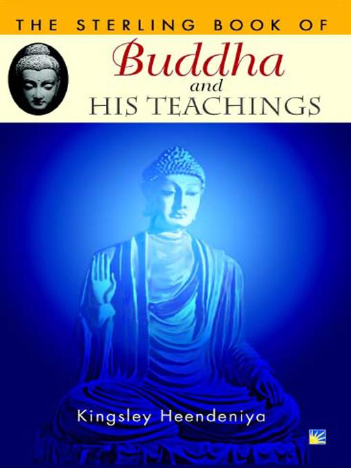 The Sterling Book of: The Buddha and His Teachings EB9788120727915