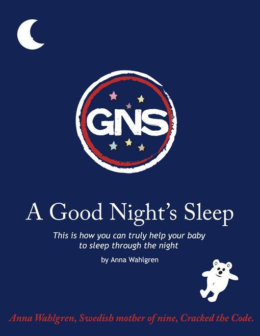 A Good Night's Sleep EB9789197963114