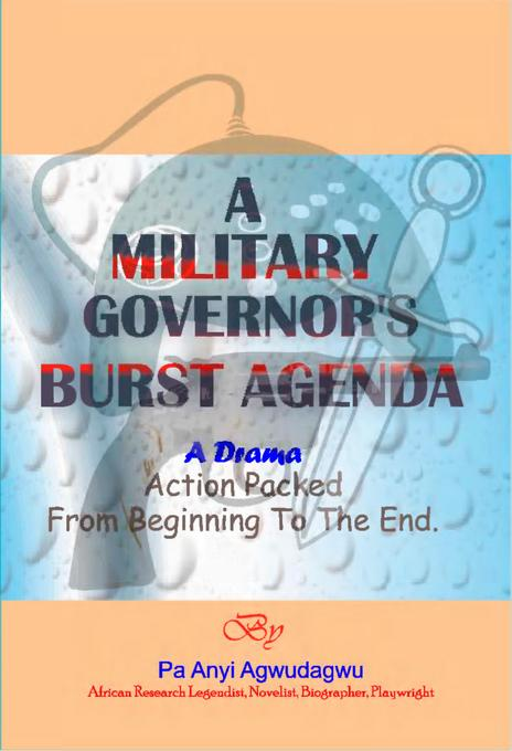A Military Governor's Burst Agenda EB9789785093926