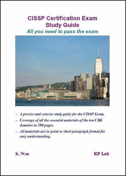 CISSP Certification Exam Study Guide EB9789889732356
