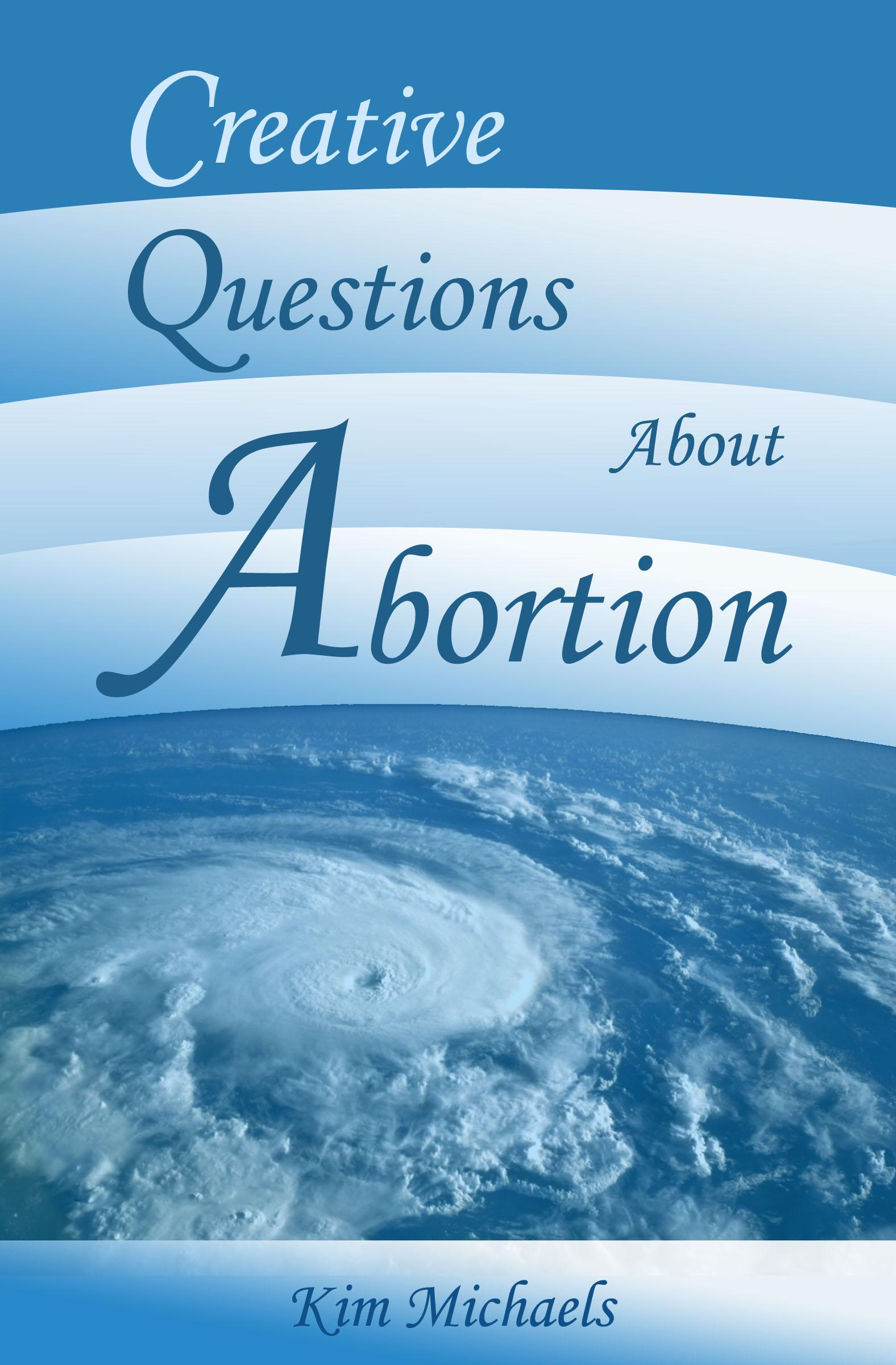 Creative Questions about Abortion EB9789949921560