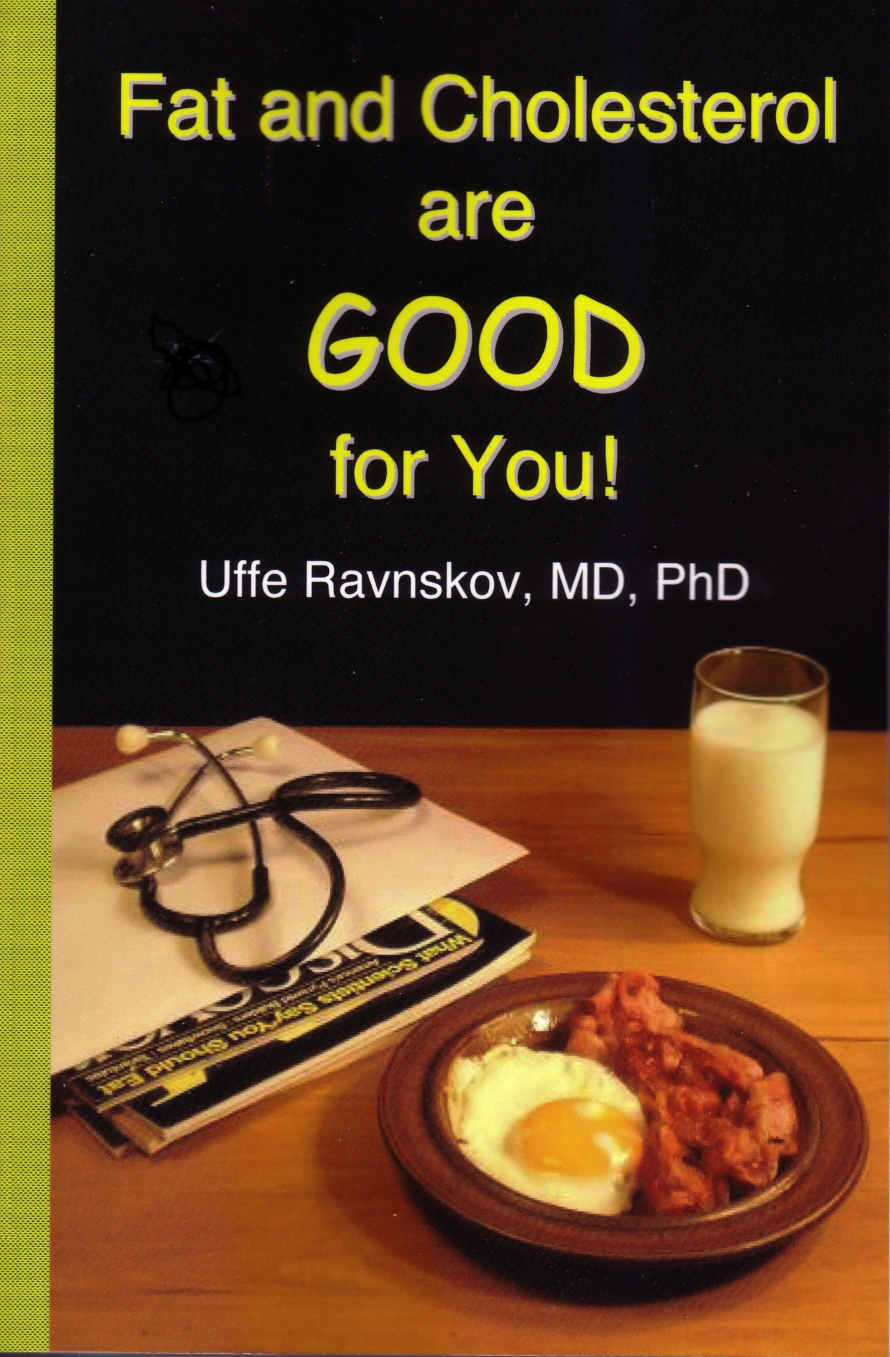 Fat and Cholesterol Are Good for You EB9789197955249