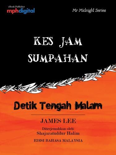 Kes Jam Sumpahan (Detik Tengah Malam / Mr Midnight Series) EB9789674150662