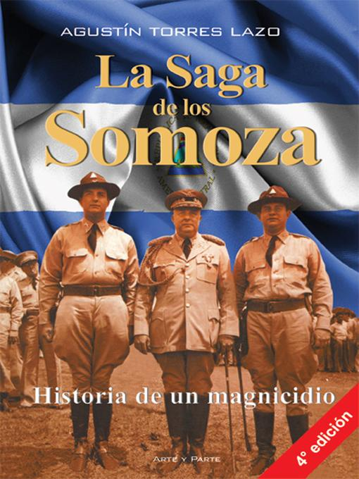 La saga de los Somoza. Historia de un magnicidio. EB9789876650113