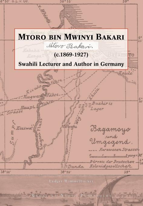 Mtoro bin Mwinyi Bakari. Swahili lecturer and author in Germany EB9789987081028