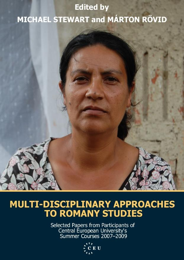 Multi-Disciplinary Approaches to Romany Studies EB9789639776760