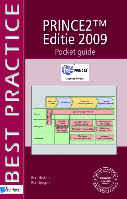 PRINCE2? Editie 2009 - Pocket Guide EB9789087539979