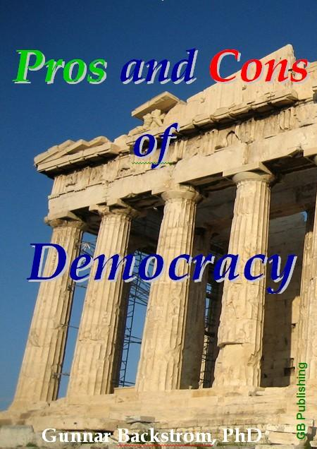 Pros and Cons of Democracy EB9789197955232
