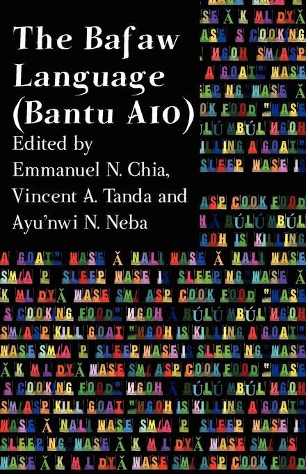 The Bafaw Language. Bantu A10 EB9789956579624