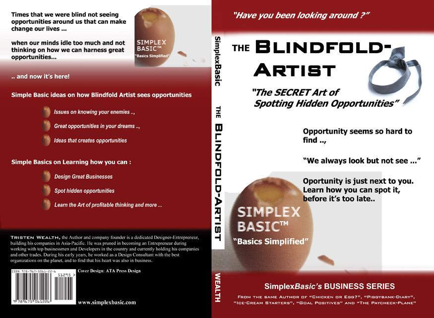 The Blindfold-Artist EB9789675061226