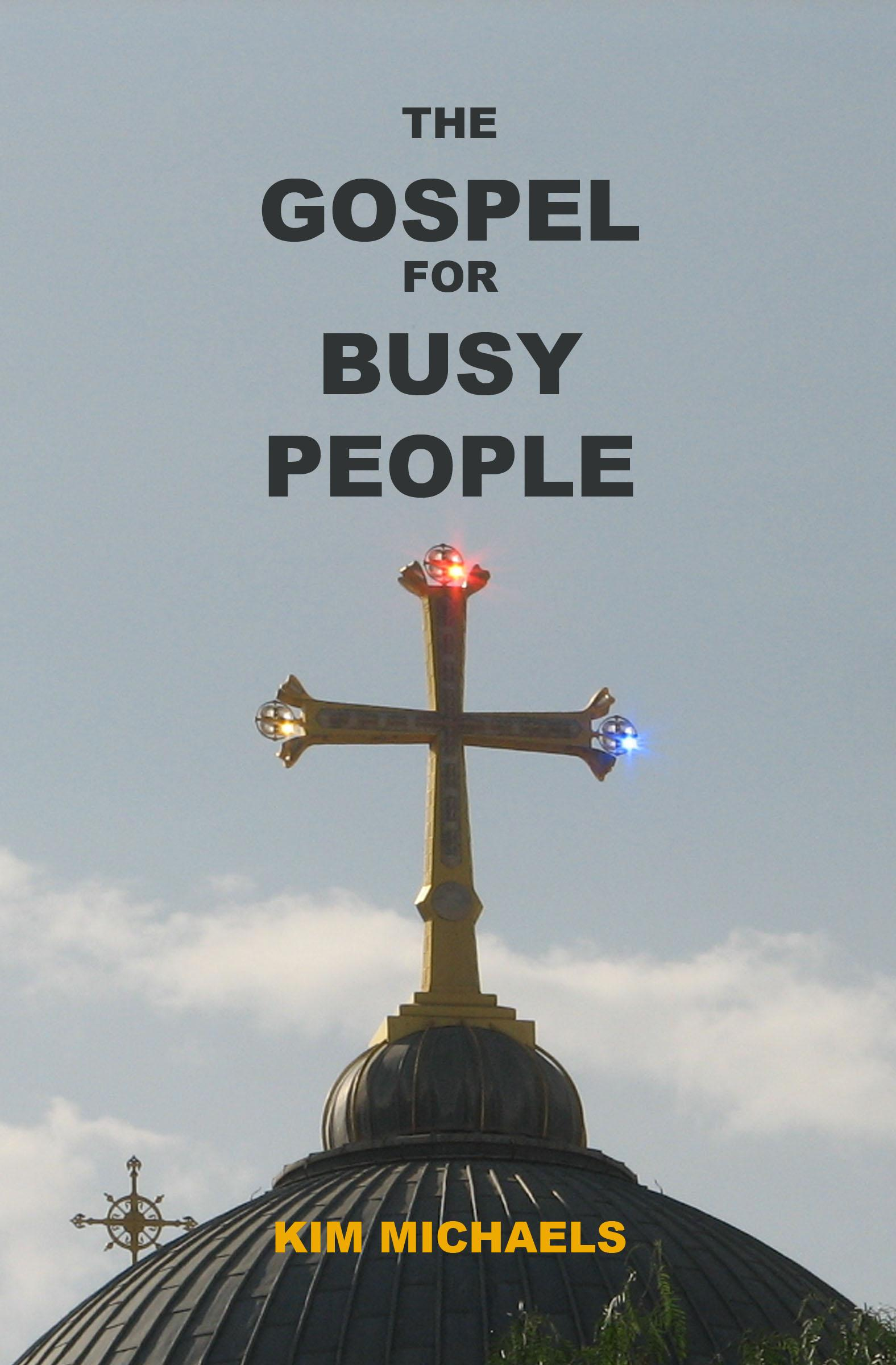 The Gospel for Busy People EB9789949217243