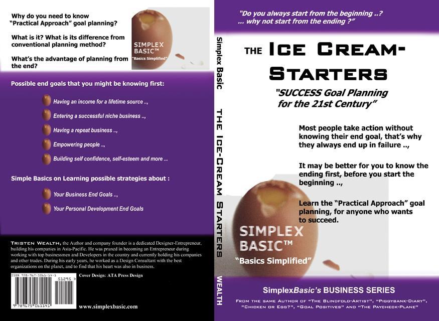 The Ice Cream Starters EB9789675061141
