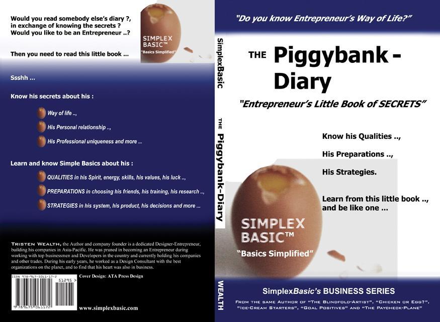 The Piggybank-Diary EB9789675061172