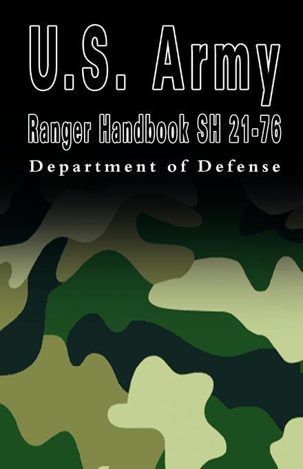 U.S. Army Ranger Handbook EB9789562915373