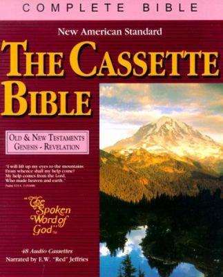 Cassette Bible-NASB 9787902030304