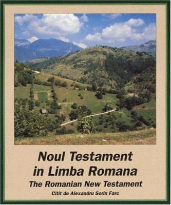 Romanian New Testament-FL 9787902033572