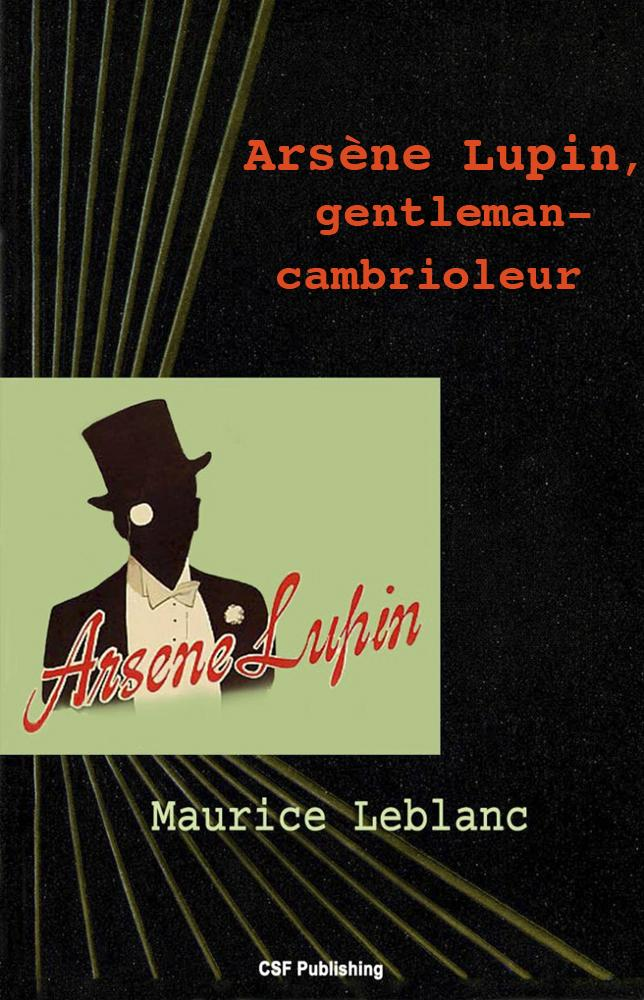Ars?ne Lupin, gentleman-cambrioleur EB9791090285125