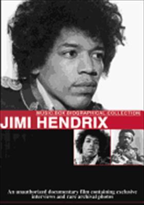 Hendrix J-Jimi Hendrix-Music Video Box Documentary