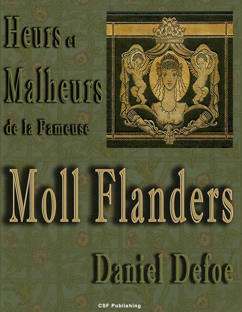 Heurs et Malheurs de la Fameuse Moll Flanders EB9791090285101