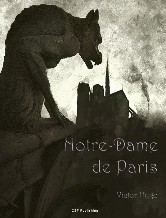 Notre-Dame de Paris EB9791090285088