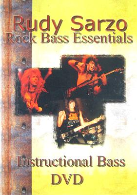 Rock Bass Essentials DVD