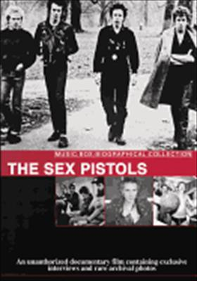 Sex Pistols-Music Video Box Documentary
