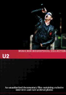 U2: Music Box Biography