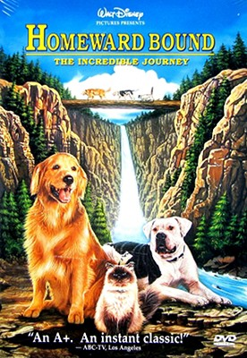 Homeward Bound: The Incredible Journey 0717951000071