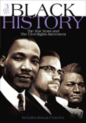 Black History: The War Years and Civil Rights Movement