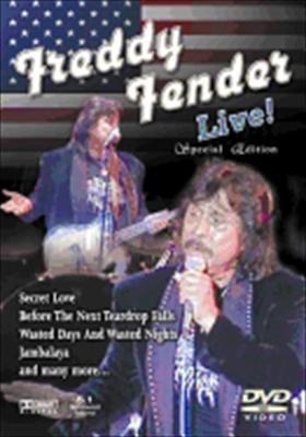 Freddy Fender: Live!