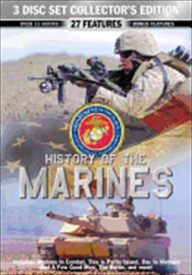 Hsitory of the Marines