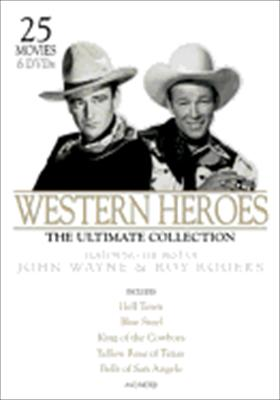 Ultimate Western Heroes Collection