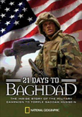 National Geographic: 25 Days to Baghdad