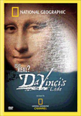 National Geographic: Is It Real? Da Vinci's Code 0727994751540