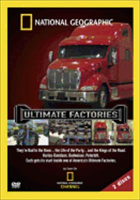 National Geographic: Ultimate Factories
