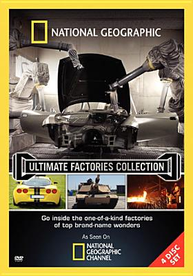 National Geographic: Ultimate Factories Collection