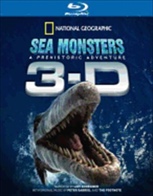 National Geographic: Sea Monsters, a Prehistoric Adventure (Imax)