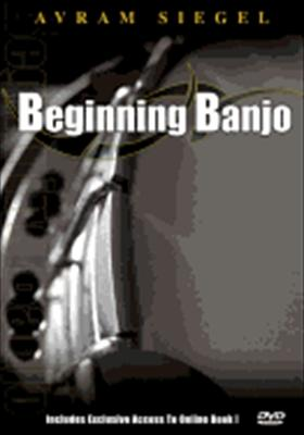 Beginning Banjo - Play Banjo Today DVD