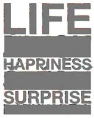 Studio Najbrt: Life Happiness Surprise