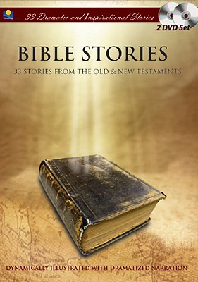 Bible Stories: 33 Stories from the Old & New Testaments