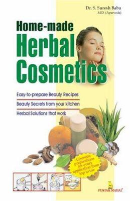 Home Made Herbal Cosmetics 9788122307757