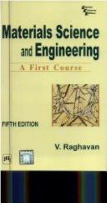 Materials Science and Engineering: A First Course 9788120324558