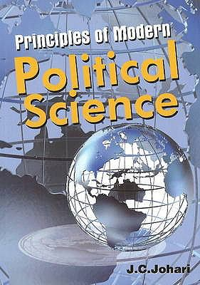 Principles of Modern Political Science 9788120743786