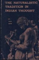 The Naturalistic Tradition in Indian Thought